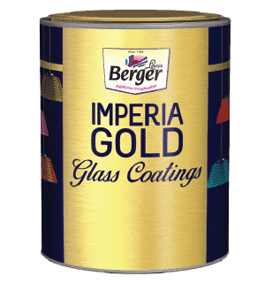 Imperia Gold Glass Coatings
