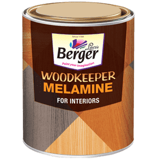 Woodkeeper melamine finish for interior wood finishes - Clear matt varnish for exterior wood ...