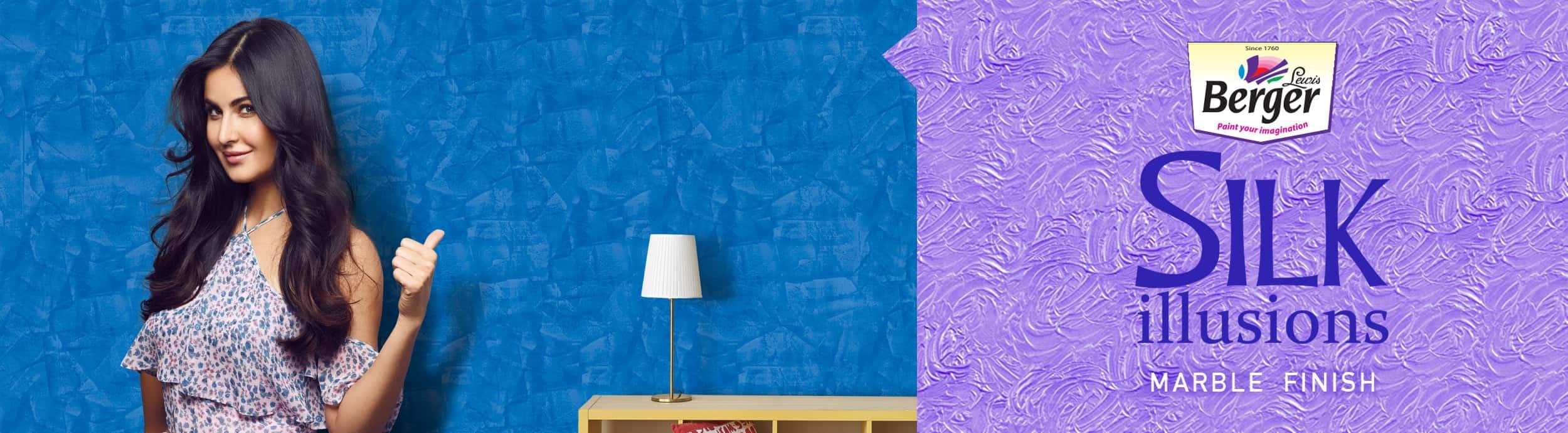 Berger paints illusions wall fashion 84