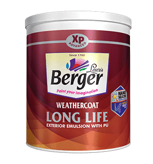 WeatherCoat Long Life, Luxury Exterior Emulsions Paint