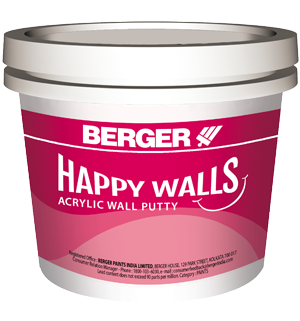 Happy Wall Acrylic Putty