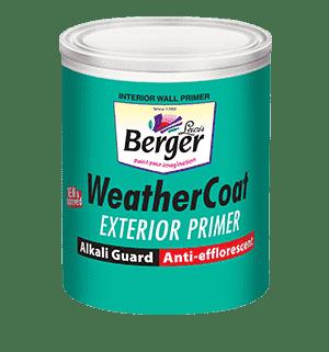 WeatherCoat Exterior Primer Coating, Exterior Primer Coat